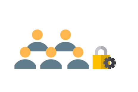 Nutzerverwaltung inklusive <b>Rechtesystem</b>